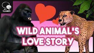 New Animals Game, Wild Animals Online making video_Fairy Tale Version