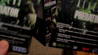 Aliens Vs. Predator Hunter Edition Unboxing