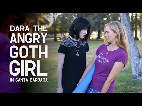 The Angry Goth Girl in Santa Barbara - Pilot Episode
