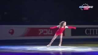 Yulia x Yuzuru (ユリア・リプニツカヤ x 羽生結弦) - I See The Light from Tangled