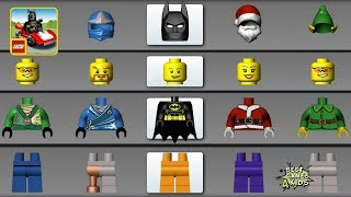 LEGO® Juniors | Play as BATMAN, SANTA & NINJAGO By LEGO System A/S