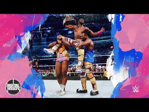 "2019: Kofi Kingston 6th WWE Theme Song - ""New Day, New Way"" (WrestleMania 35 Intro; Big E Quote) ᴴᴰ"