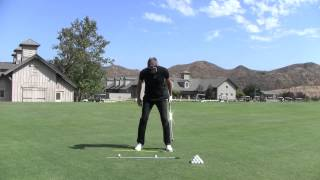 How to become a PGA Tour Player Part 7 How to release the club with power