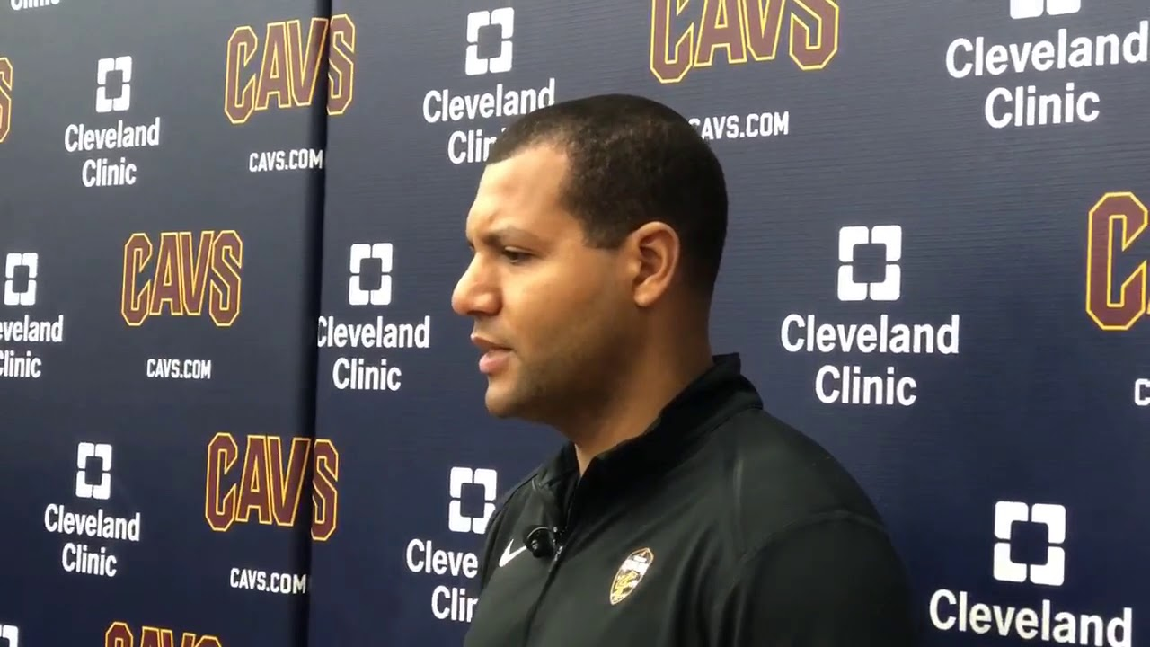1b9197ec02d3 Cavs GM Koby Altman answers the question  Why wasn t Larry Drew a fit for  the Cavaliers
