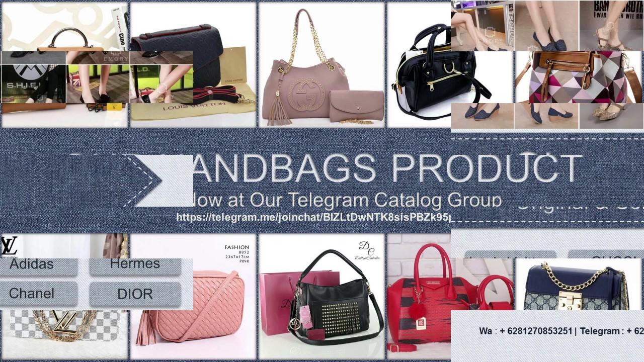 Dropship Handbag Malaysia Izgha Batam Fashion