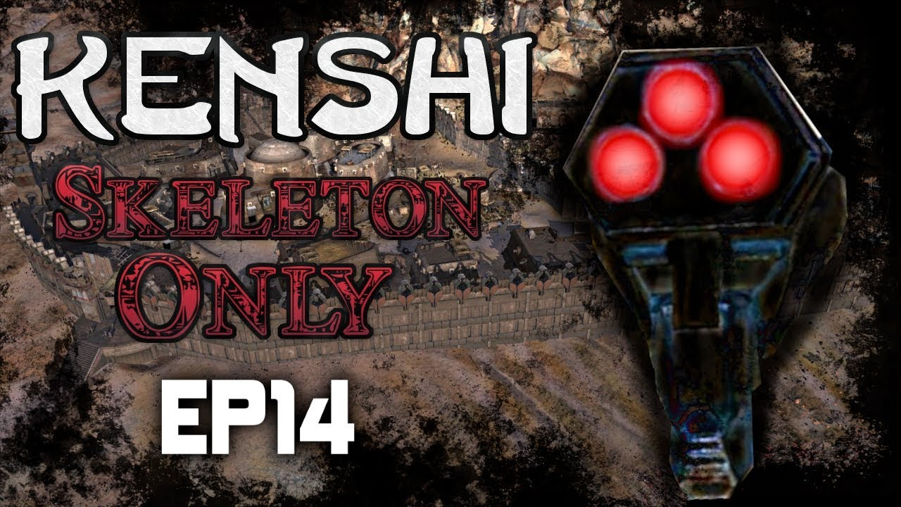 Kenshi | A Skeleton Only Playthrough + War on the Holy Nation! | EP14