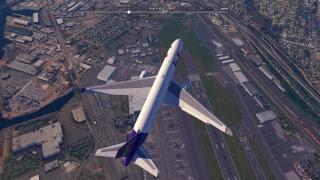 [Xplane] 11.32v FF Boeing 767-300F Fedex KSEA - KSFO i58600k@5.3 + GTX1080TI + 16GB 4000CL17 = 60FPS