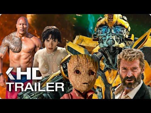 SUPER BOWL All Movie Trailers & TV Spots (2017)