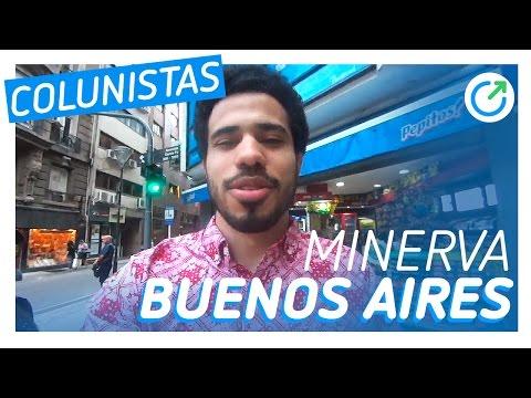 Buenos Aires - Conheça a Minerva com Danilo Vaz