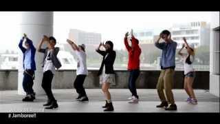 【∀∀∀】jamboree!!【踊ってみた】