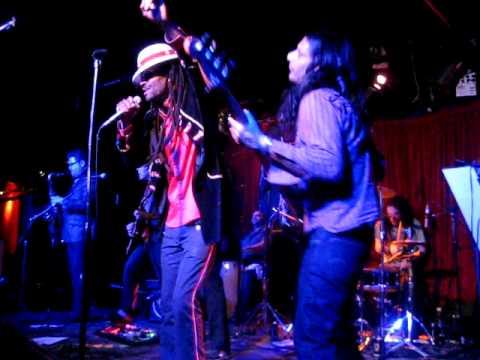 """""""Soul Hit Man""""  See-I - Grog Shop, Cleveland OH 2012 01 28"""