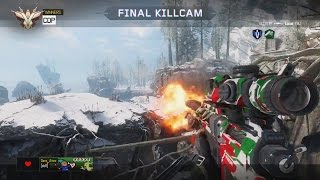 INSANE Complex Black Ops 3 TRICKSHOT & KILLCAM!