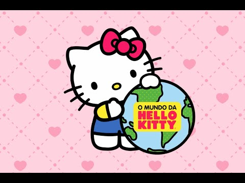 O Mundo da Hello Kitty