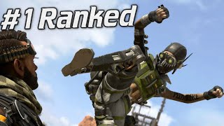 what the #1 Ranked Octane looks like in Apex Legends!