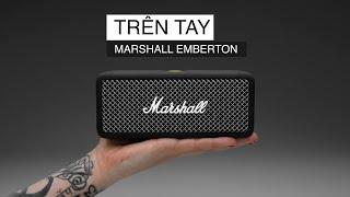 Trên tay Loa Bluetooth Marshall Emberton | Nhỏ Gọn nhưng nhiều thứ HAY !