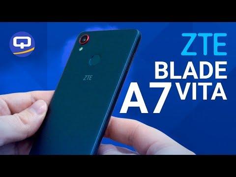 Обзор ZTE Blade