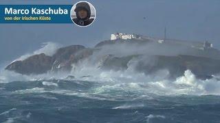 wetteronline.de: Gigantische Wellen vor Irland (02.02.2016)