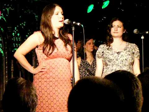 The Unthanks 'Give away your heart' LIVE Manchester Cathedral U.K. 30/3/11