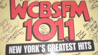 WCBS-FM 101 New York - Jingles from 40th Anniversary Weekend - 1972-2012