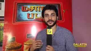 Exclusive interview with Masala Padam hero Gaurav