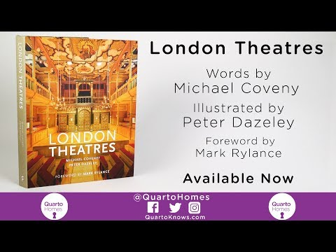 London Theatres - A Book By Michael Coveney and Peter Dazeley