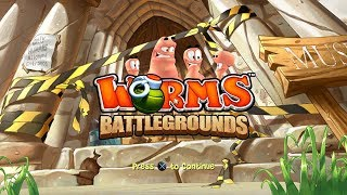 Worms Battlegrounds | Para Playstation 4 #2🇪🇸