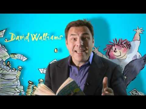 David Walliams -  Talks about his 3rd book - 'Billionaire Boy'