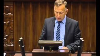 Krzysztof Popiołek - wystąpienie z 11 czerwca 2015 r.