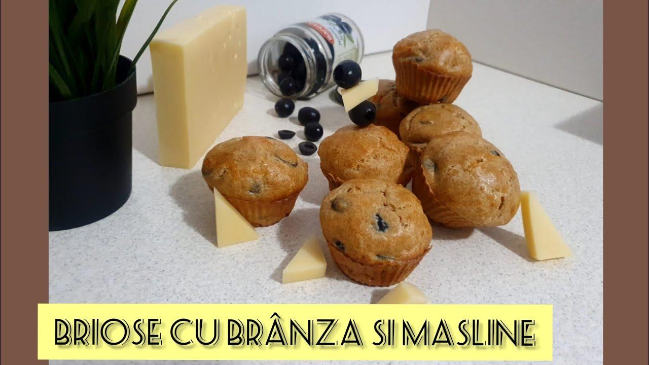 VLOGMAS ? 4: Brioșe cu brânză și măsline   rețetă ușoară , rapidă și delicioasă ❤️