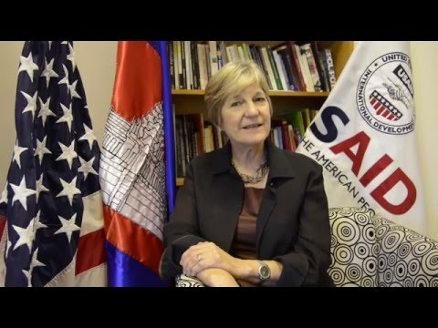 Cambodia Ministry of Education Visit to Washington D.C.