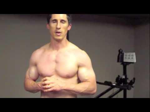 Man vs chest slap round 1 - YouTube