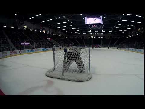 ECHL Hockey Videos: Wheeling Nailers @ Adirondack Thunder, March 17, 2018, COOL Insuring Arena, Glens Falls, NY