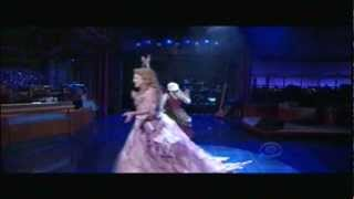 "Cast of ""Cinderella"" - Impossible!; It's Possible! / Ten Minutes Ago  Letterman 4-2-2013"