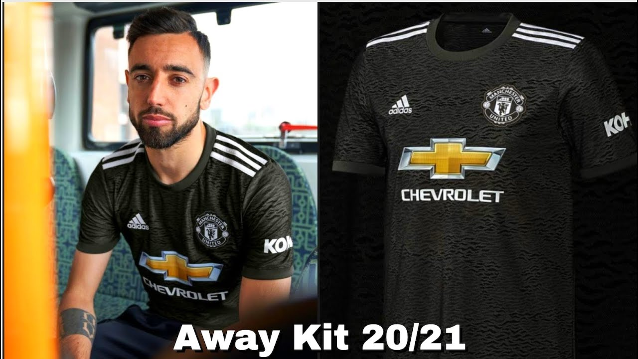 Official Manchester United Away Kit 2020 21 Released Youtube