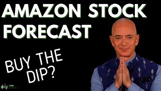 ⭐️ Amazon Stock Prediction - AMZN Stock Is The ONLY FAANG Stock Off Its Peak!!! Buy The Dip?