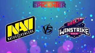 [RU] Natus Vincere vs. Winstrike Team - EPICENTER Major 2019 CIS Closed Qualifier BO1 @4liver