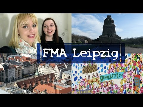 [FMA] 1 Tag in Leipzig - Sightseeing und Shopping