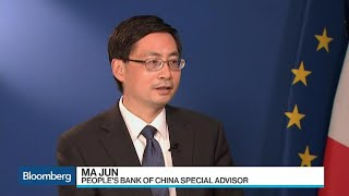 PBOC's Ma Jun on Financing Green Energy Projects