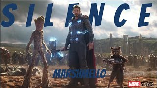 Marvel Cinematic Universe || Silence - Marshmello ft. Khalid