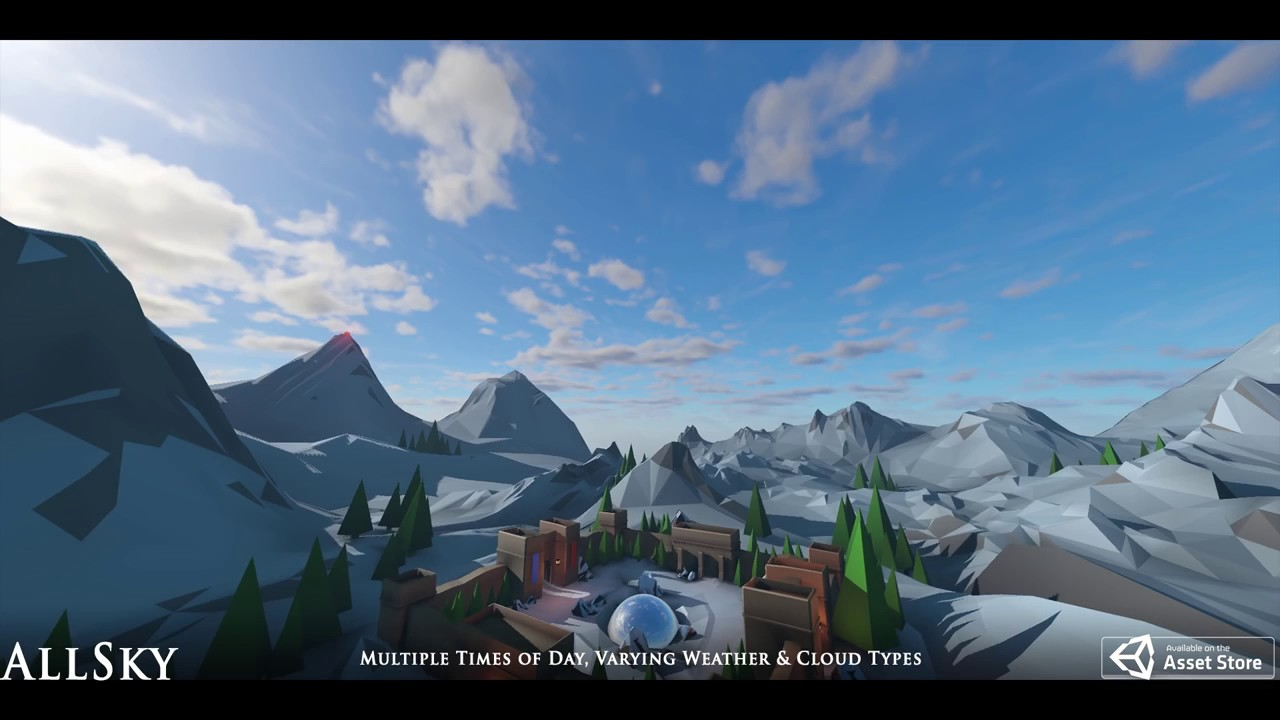 Unity Asset Store Pack - 160 skybox textures pack (Download link in  description)