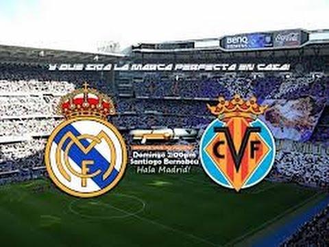 la  Liga  2005 2006    Real Madrid  v   Villarreal