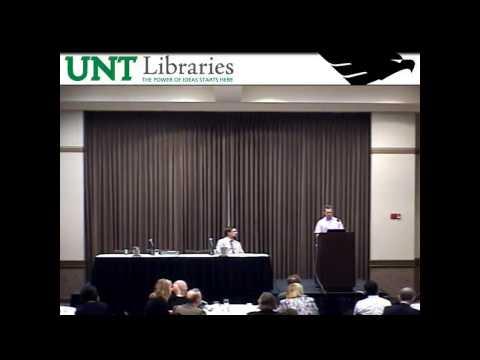 2012 UNT Open Access Symposium, Part 2