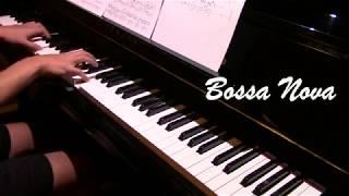 An awesome latin rhythm piano practice I found through youtuber qbq...