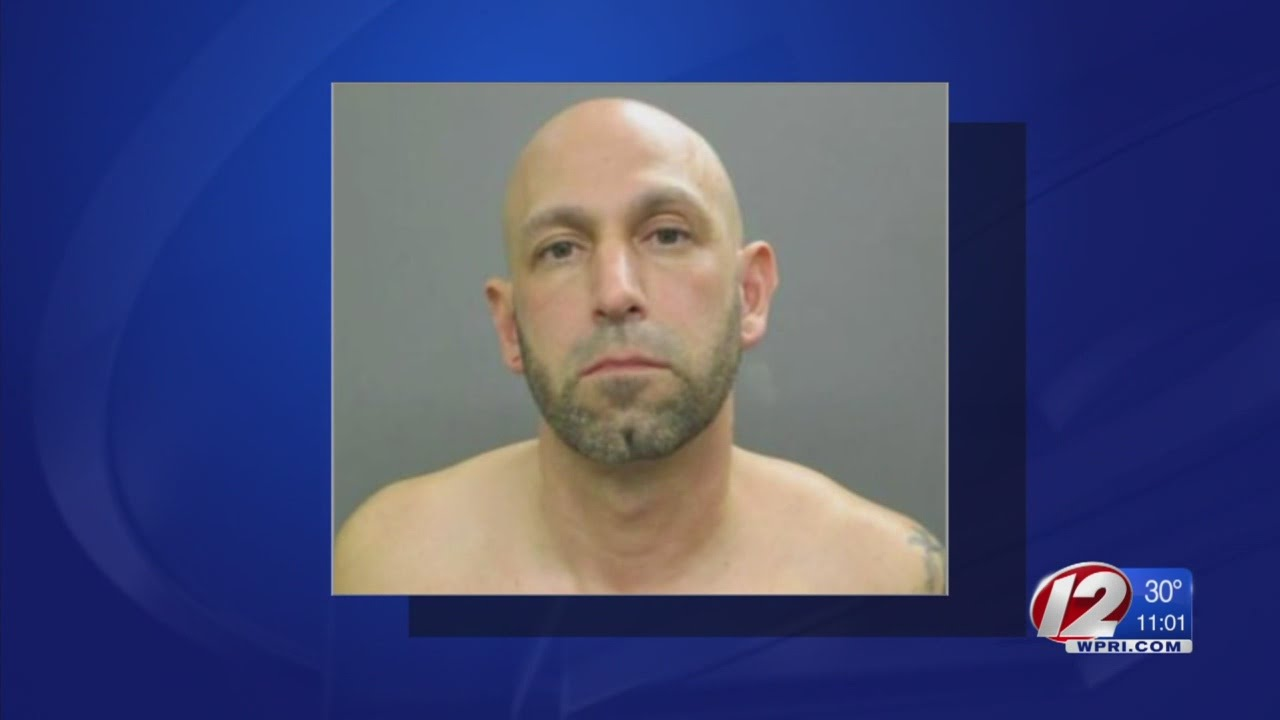 East Providence teacher arrested on domestic assault charge - YouTube