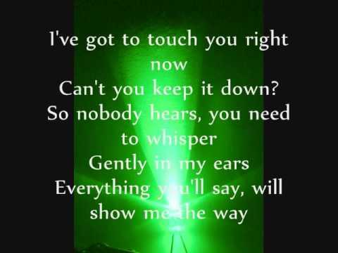 Basic element - touch you right now + Lyrics