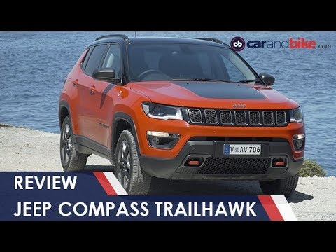 Jeep Compass Trailhawk Review Youtube