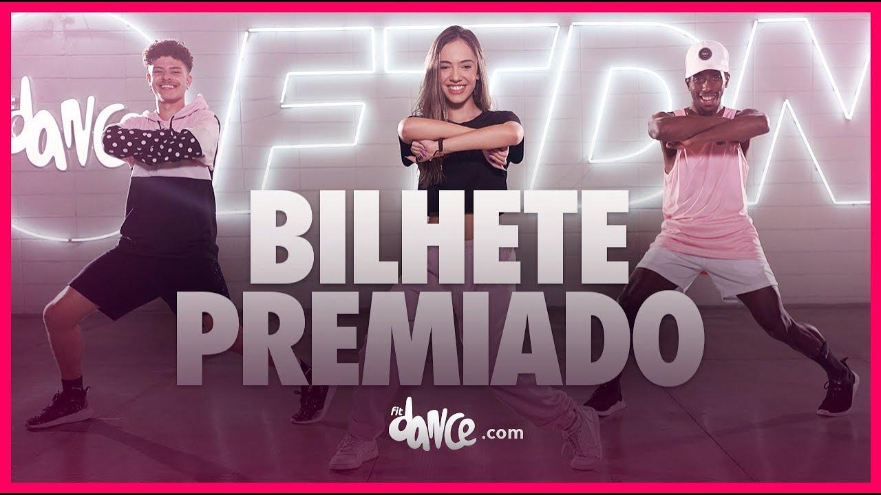 Bilhete Premiado - Gabily, Kevin O Chris | FitDance (Coreografia) | Dance Video