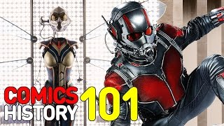 Who Is Ant-Man? - Comics History 101