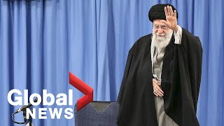 "Iran Supreme Leader calls missile attack ""a slap in the face"" to America"