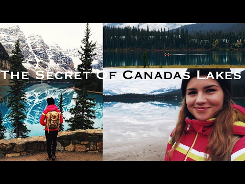 A Day in The LifeTHE MOST FAMOUS CANADIAN LAKE I Canada Rockies Vlog I ANNI LALAS